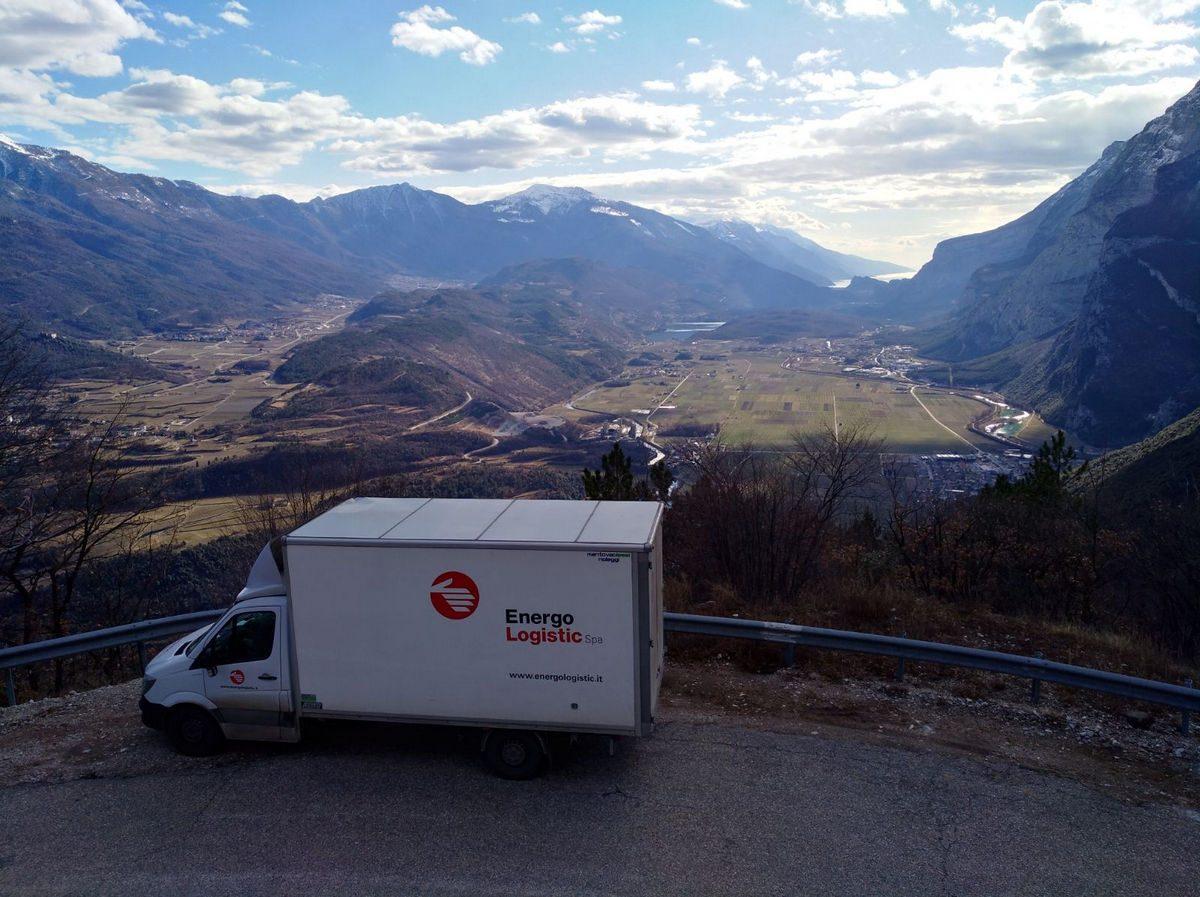 Francesco Pavolucci grande soddisfazione per Energo Logistic su Logistica Management