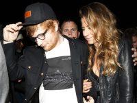 Mandatory Credit: Photo by Beretta/Sims/REX/Shutterstock (8423419db) Ed Sheeran and Cherry Seaborn Warner Music Brit Awards, After Party, London, UK - 22 Feb 2017