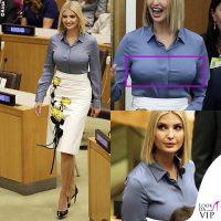 Ivanka-Trump-gonna-Prada-capezzoli