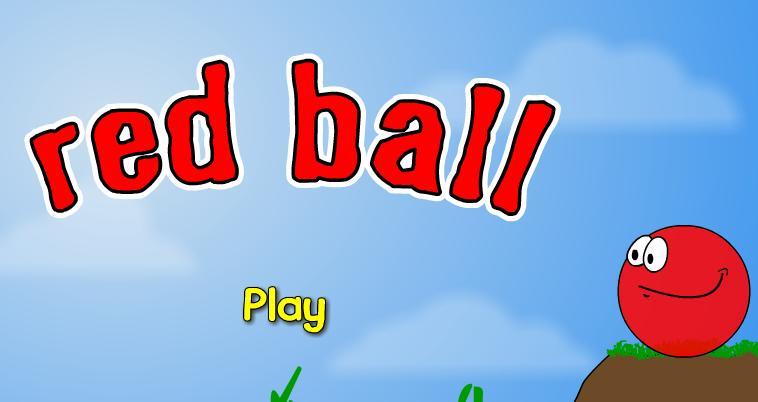 Red Ball Giochi Gratis Online