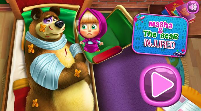 Giochi Masha e Orso Online