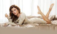 Elisabetta-Canalis-Hot-Hair-Lipstick