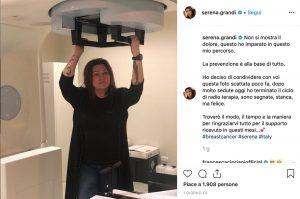 serena_grandi_tumore_radioterapia_foto_instagram_20195240