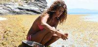 ISOLA DEI FAMOSI 2017 - vita isola giorno 53 -  HOMO SAPIENS -  Samantha De Grenet