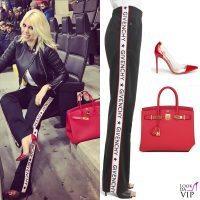 Wanda-Nara-pantaloni-Givenchy-borsa-Hermes-pump-Gianvito-Rossi-2