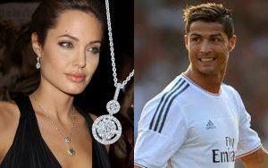 Cristiano Ronaldo sul set come Brad Pitt: sarà al fianco di Angelina Jolie