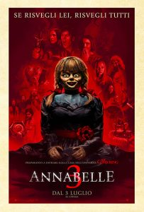 Annabelle 3 film completo streaming ita