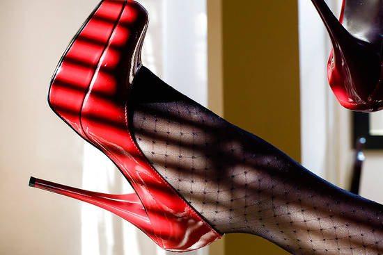 ombra rossa