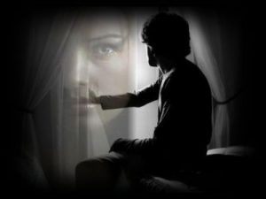 lacrima con uomo