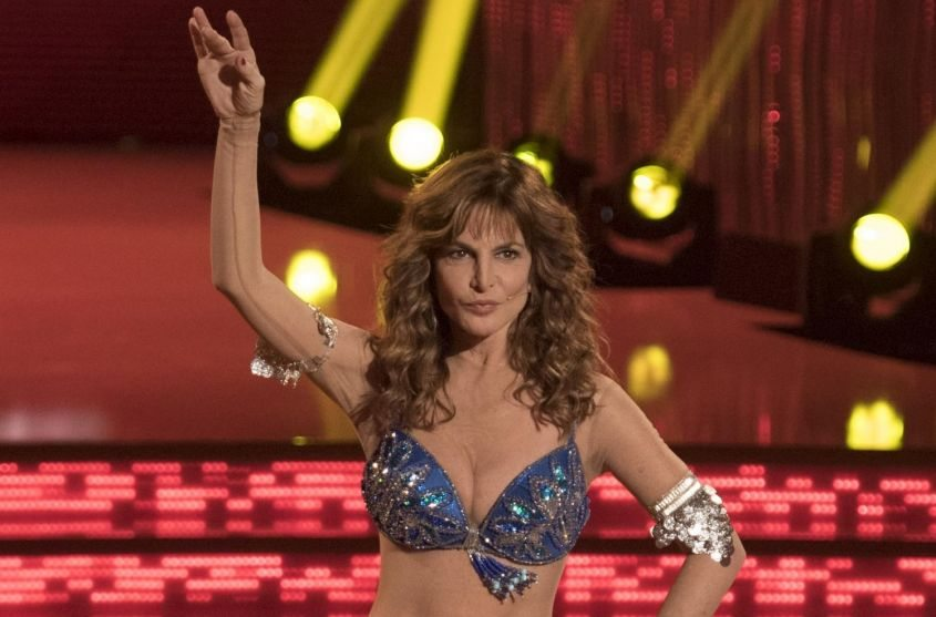 Ballando-con-le-stelle-Giuliana-de-sio-diva-smentita-di-Milly-Carlucci