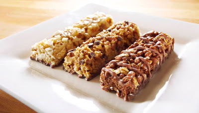 A energy cereal bars.