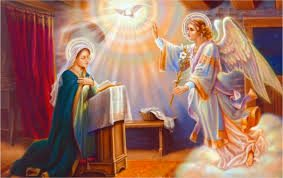 25 Marzo Annunciazione Del Signore Lc 1,26-38