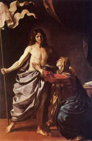 Maria e le apparizioni di Cristo risorto