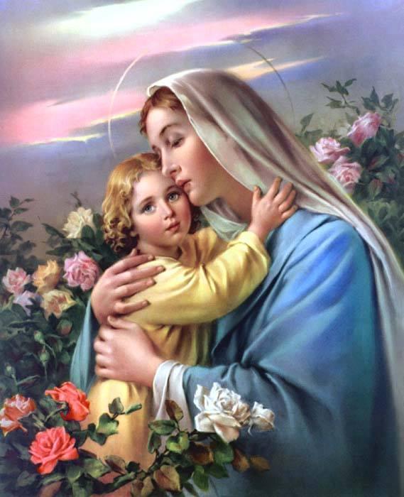 Festa della Mamma 2018 A te Maria… Madre dell'umanità!!!