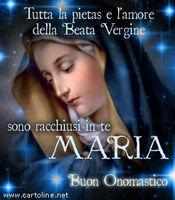 IL NOME DI MARIA.