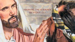 XXX DOMENICA DEL TEMPO ORDINARIO ANNO B (Mc 10,46-52)