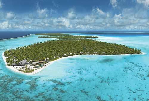isola sperduta