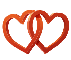 two-hearts-clipart-black-and-white-2Hearts