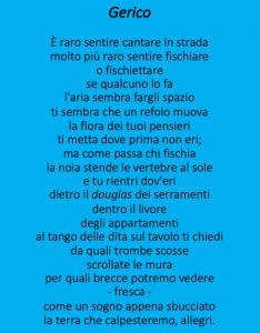 Poesia di Pierluigi Cappello