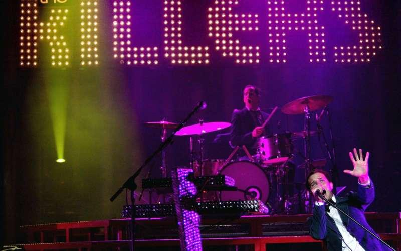 Mercoledi 20 Giugno a partire dalle h.21,30 - The Killers live @ Rock in Rome