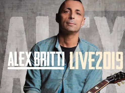 @Pisticci (MT) - Alex Britti in concerto