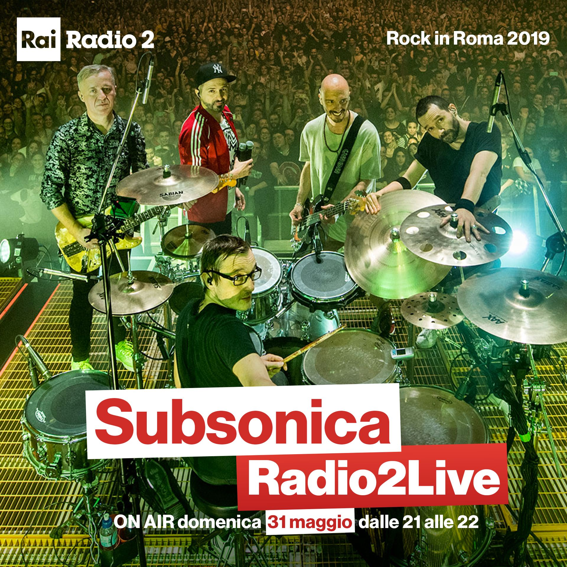 subsonicalive