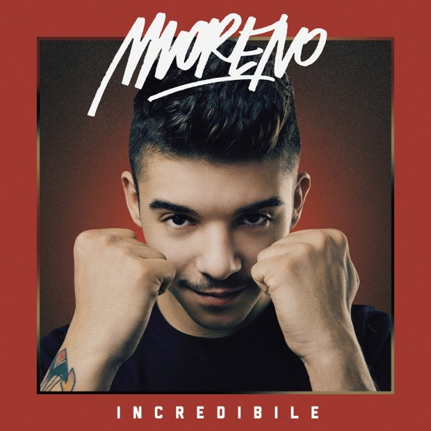 Moreno-incredibile-cover-album