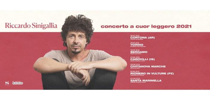 @Cortona (Ar) - Riccardo Sinigallia in concerto