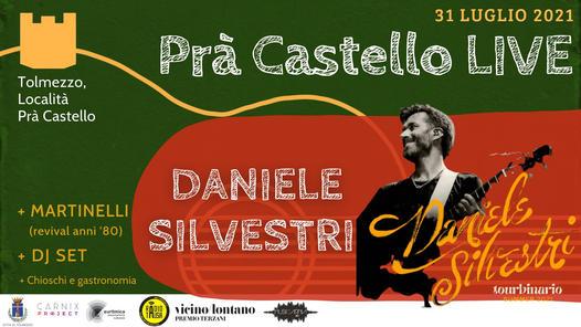 @Tolmezzo (Ud) - Daniele Silvestri in concerto
