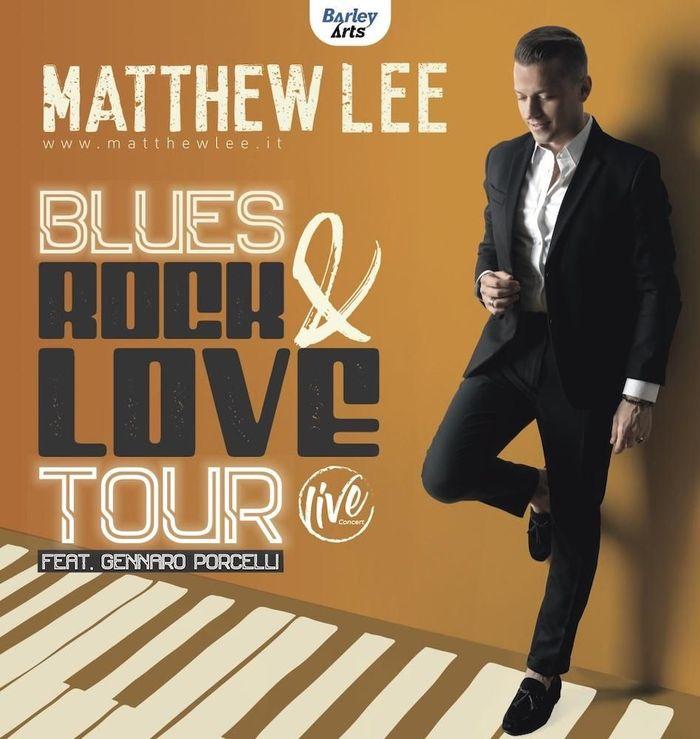 @Lecce - Matthew Lee in concerto