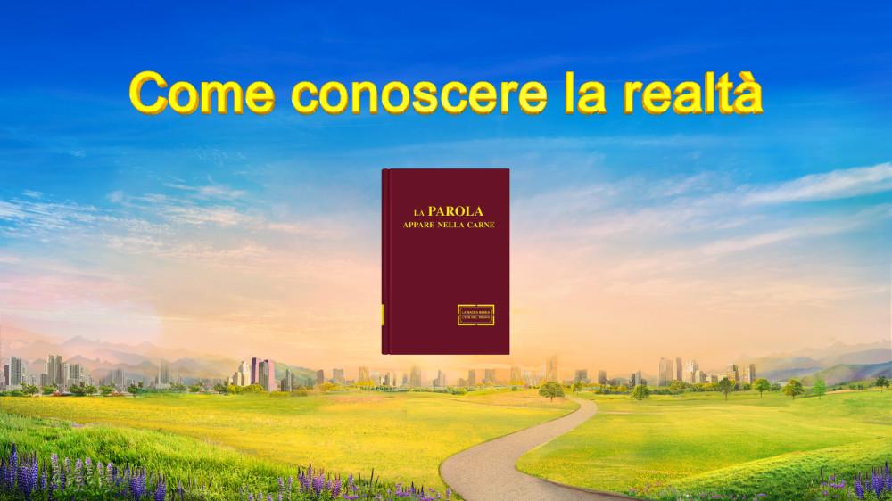 """il vangelo di oggi – """"Come conoscere la realtà"""" La parola di Cristo degli ultimi giorni"""