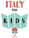 ITALY FOR KIDS. LE MAPPE, CHE STORIE!