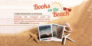 "CAMPAGNA ""BOOKS ON THE BEACH"""
