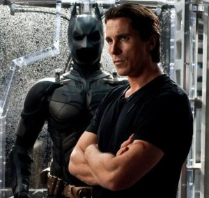 "CHRISTIAN BALE as Bruce Wayne in Warner Bros. Pictures' and Legendary Pictures' action thriller ""THE DARK KNIGHT RISES,"" a Warner Bros. Pictures release. TM & © DC Comics."