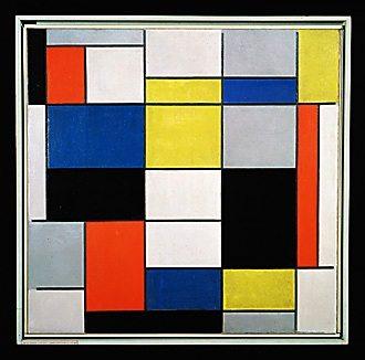 Mondrian-Composizione-A-1920