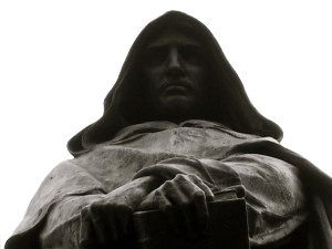 Giordano Bruno e il suo essere Oltre.CIRCUSpage