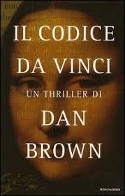 il codice da Vinci (romanzo) voto10/10