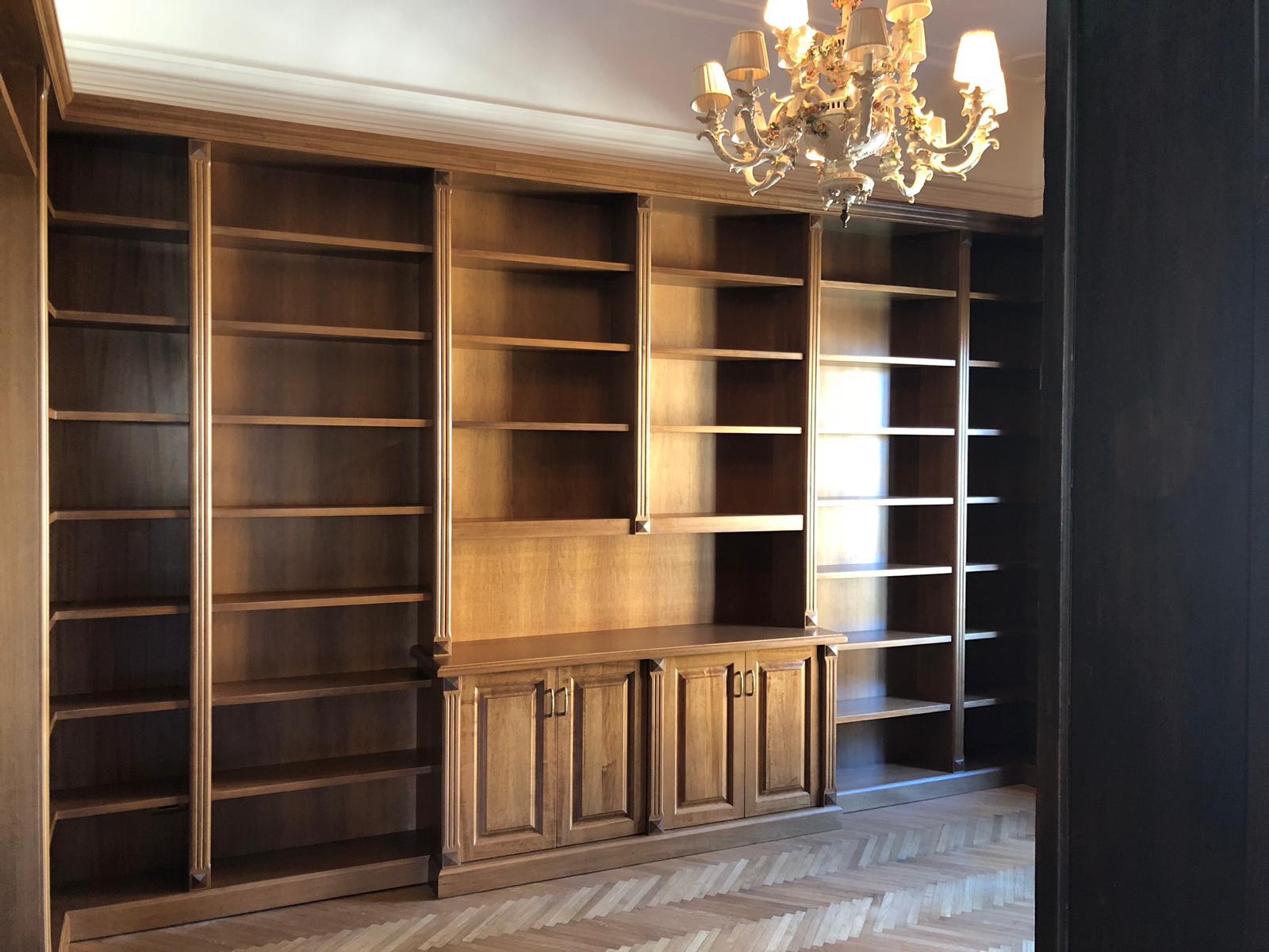 Librerie A Muro Su Misura.Librerie A Muro In Legno Archivi Librerie Su Misura Roma