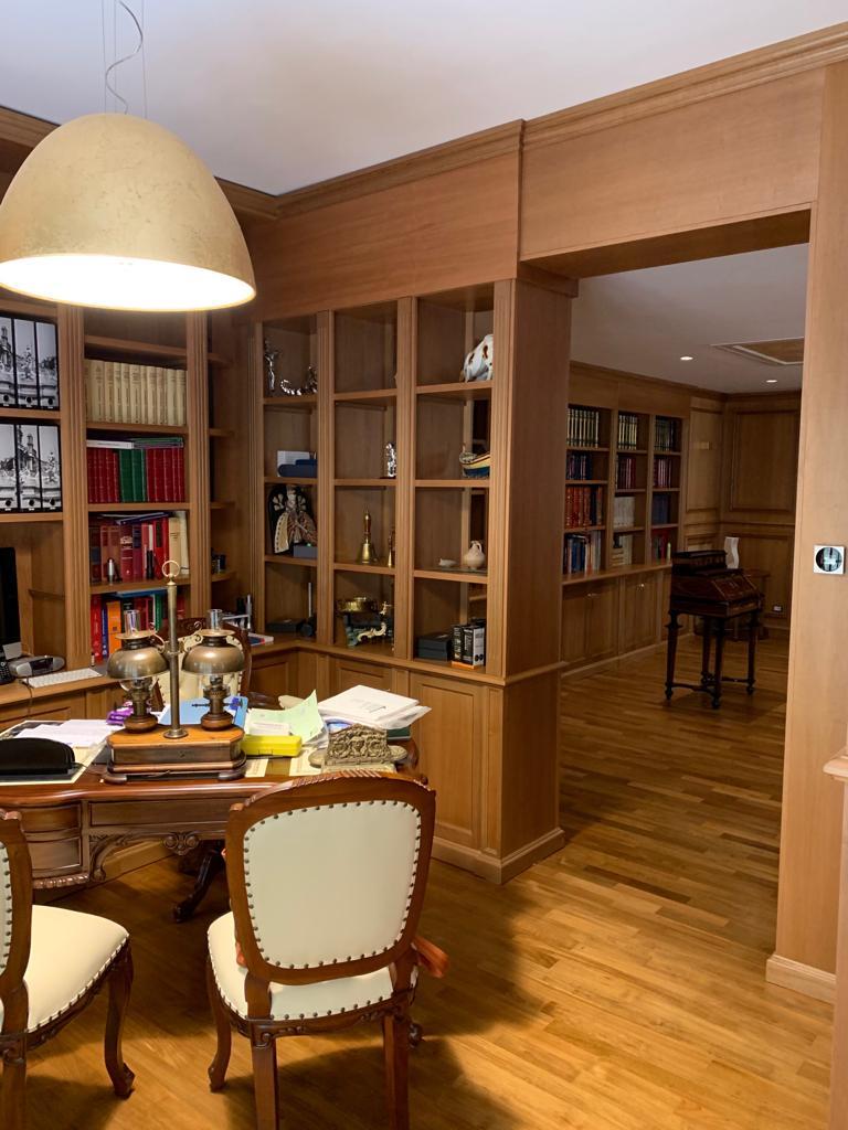 Libreria A Porta Di Roma pareti libreria archivi - librerie su misura roma