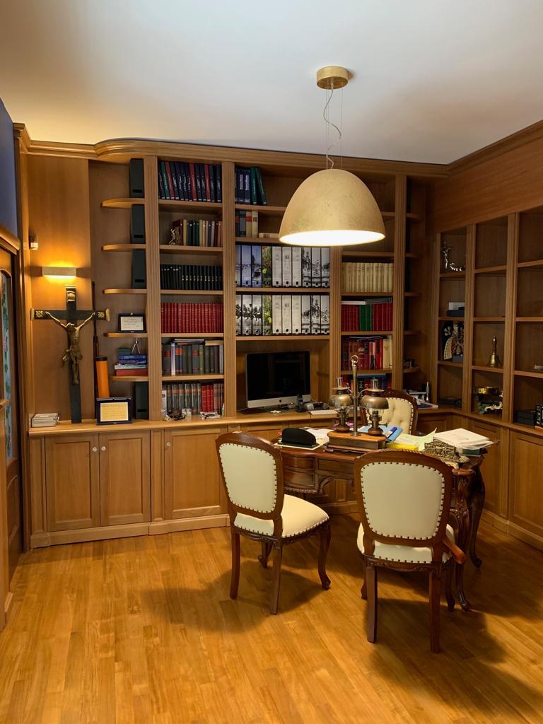 librerie su misura artigianali