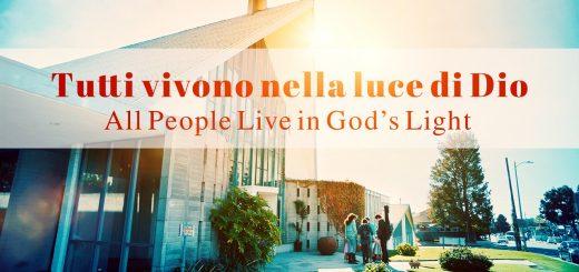 """Video Musical Cristiano """"Tutti vivono nella luce di Dio"""""""