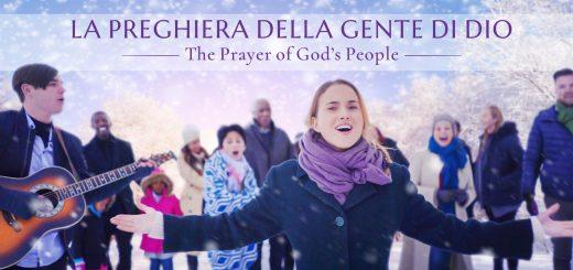 """Musica cristiana di adorazione – """"La preghiera della gente di Dio"""" Vivere nell'amore di Dio"""