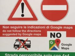 google-maps-cartello-stradale