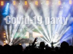 Covid-19-party