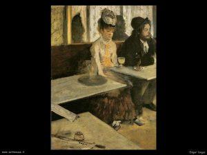 Edgar Degas  assenzio 1876