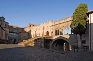 Palazzo dei Papi, Cattedrale di San Lorenzo