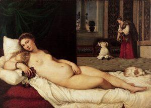 Venere-di-Urbino-Tiziano-analisi