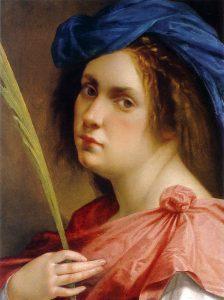 Autoritratto-come-martire-Artemisia-Gentileschi-analisi