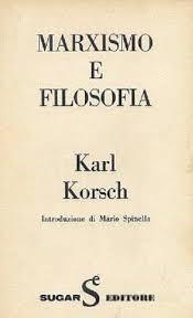 korsch marxismo e filosofia