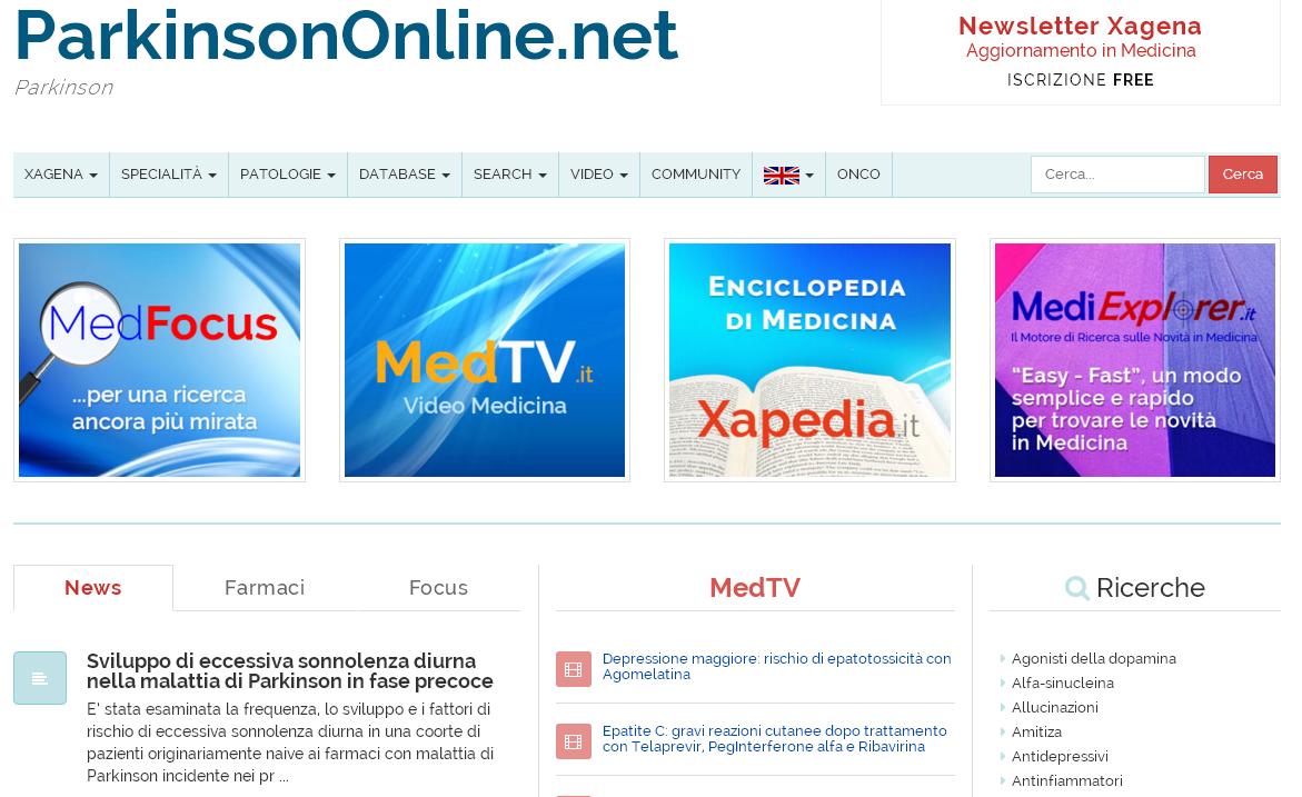 ParkinsonOnline.net